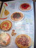 Спагетти и пиццы