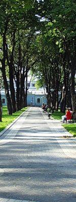 Мариинский парк | достопримечательности Киева