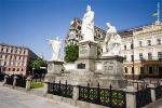 памятник просветителям Руси Кириллу, Мефодию и княгине Ольге