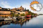 погода в Стокгольме