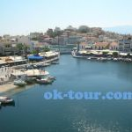 Агиос Николаос, остров Крит