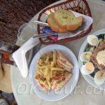 Еда на Крите - меню и цены