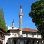 Крым - Ханский дворец в Бахчисарае
