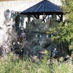 Дендропарк в селе Буки