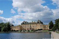Дроттнингхольм, Стокгольм, дворцовый комплекс