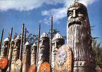 поляна сказок Крым fairytale glade