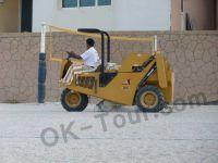 jal fudjairah hotel - машина для просеивания песка