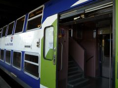 фото RER в Париже