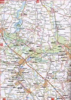 Соледар карта