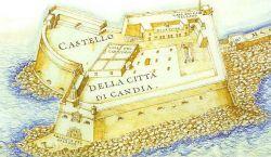 Венецианская крепость Ираклион