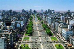 Буэнос-Айрес - панорама города