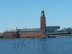 городская ратуша Стокгольма - city-hall-stockholm
