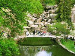 Софиевка - многочисленные мостики