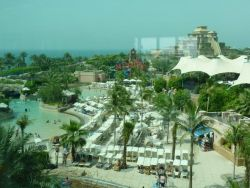 аквапарк в отеле Атлантис (Дубай, ОАЭ)