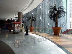 Дубай-мол (waterfall)