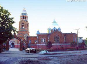собор Александра Невского в Славянске