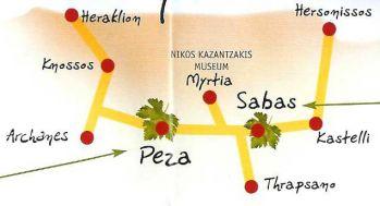 Крит вино критское Пеза Сабас