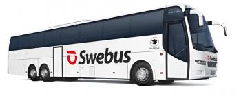 swebus | автобусом из аэропорта в Стокгольм