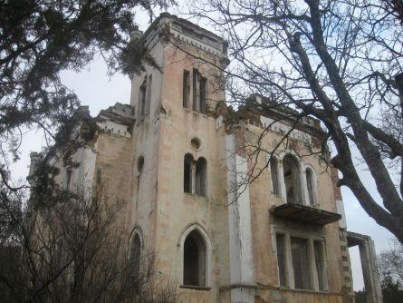 дом Кесслера (Ферсмана) | достопримечательности Крыма | kessler-house 03