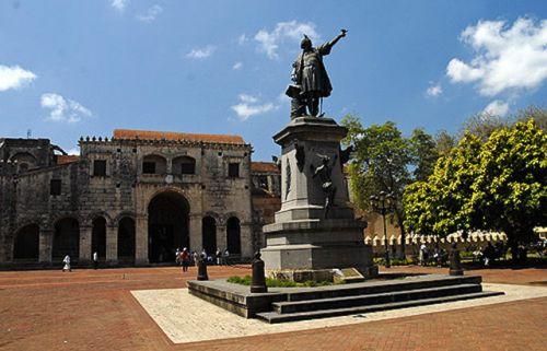 маяк Колумба, Сан-Доминго, Доминикана