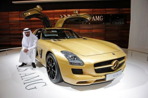 машины из ОАЭ
