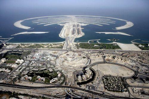 пальма Джумейра, ОАЭ, Дубай (palm jumeirah)