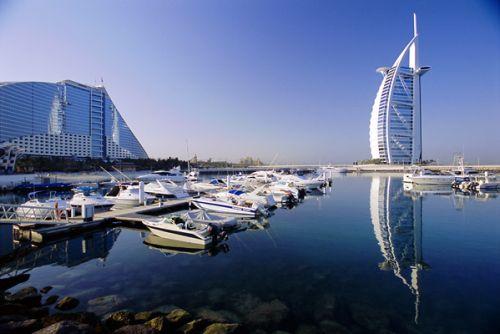 Бурдж Дубай - отель Парус, ОАЭ (burj dubai)