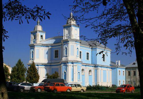 Кафедральный собор УПЦ КП Рождества Христова