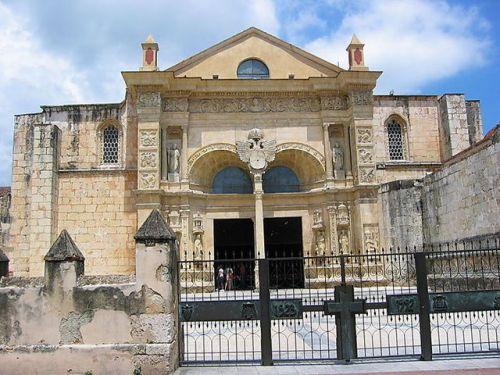церковь Санта-Мария-ля-Менор