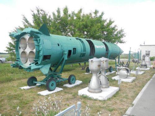 музей ракетных войск в Первомайске