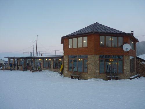 Лыжный курорт Солнечная долина