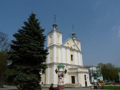 Римско-католический костёл Иоакима и Анны