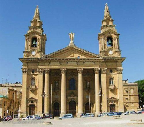 Флориана - город на Мальте