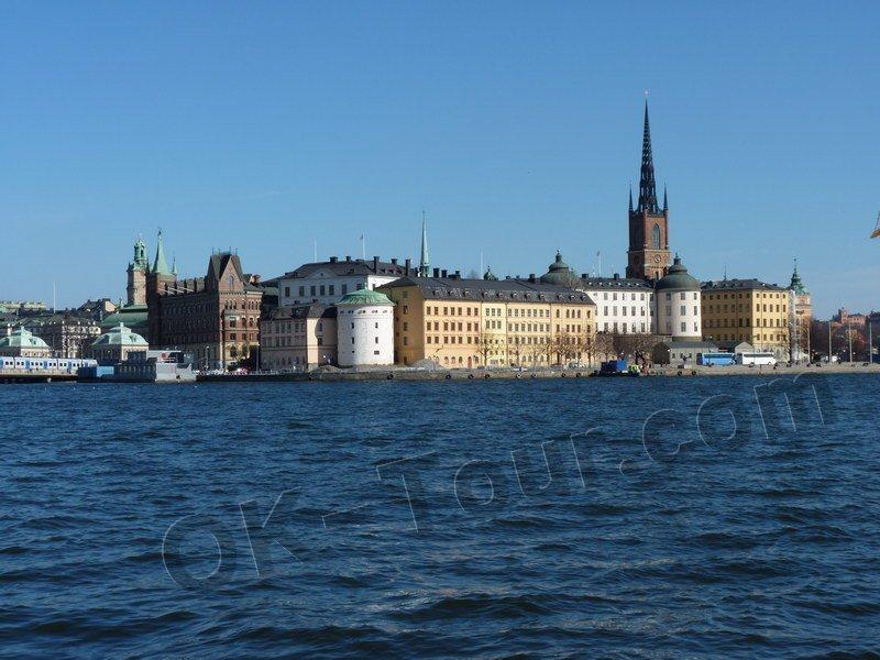 Стокгольм stockholm обзорная информация