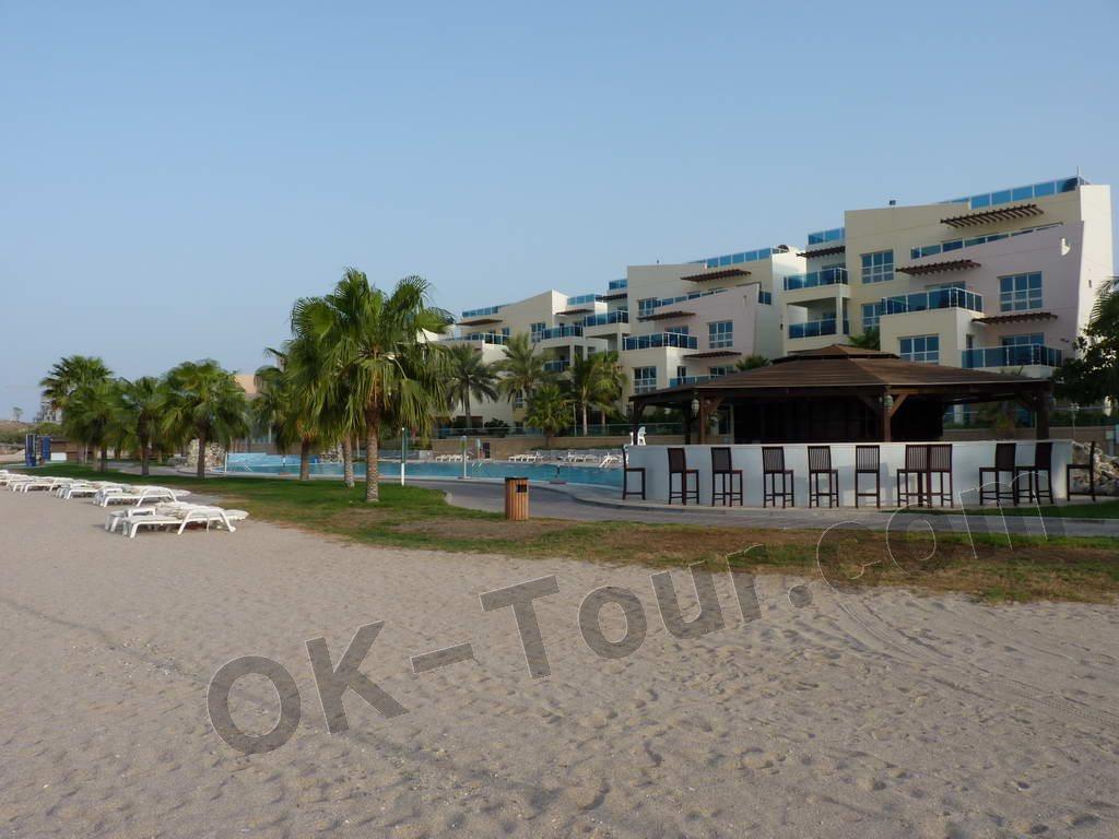The radisson blu fujairah resort - бывший jal fujairah resort  spa от tez tour